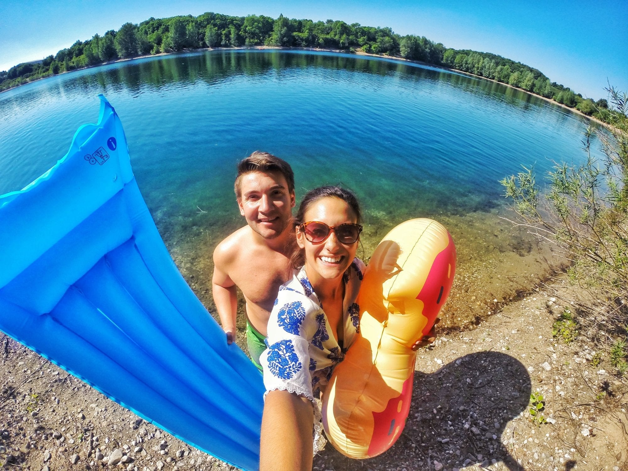 A Guide to Pools, Lakes, and Splash Pads in Düsseldorf