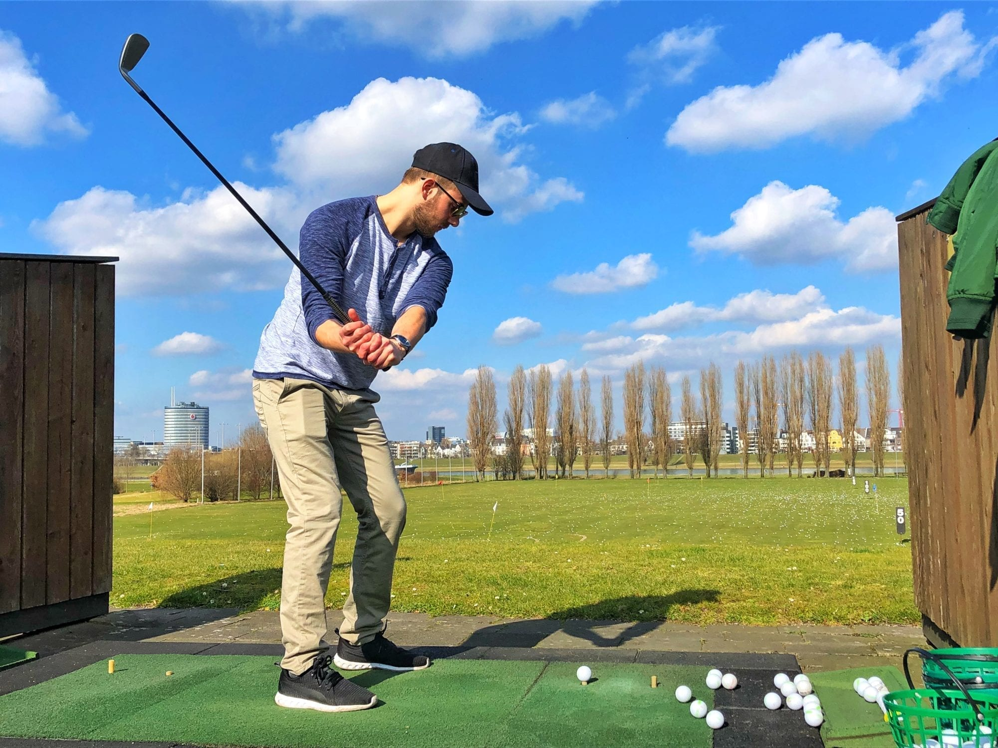 Have You Been to the GSV Golfing Range Before?