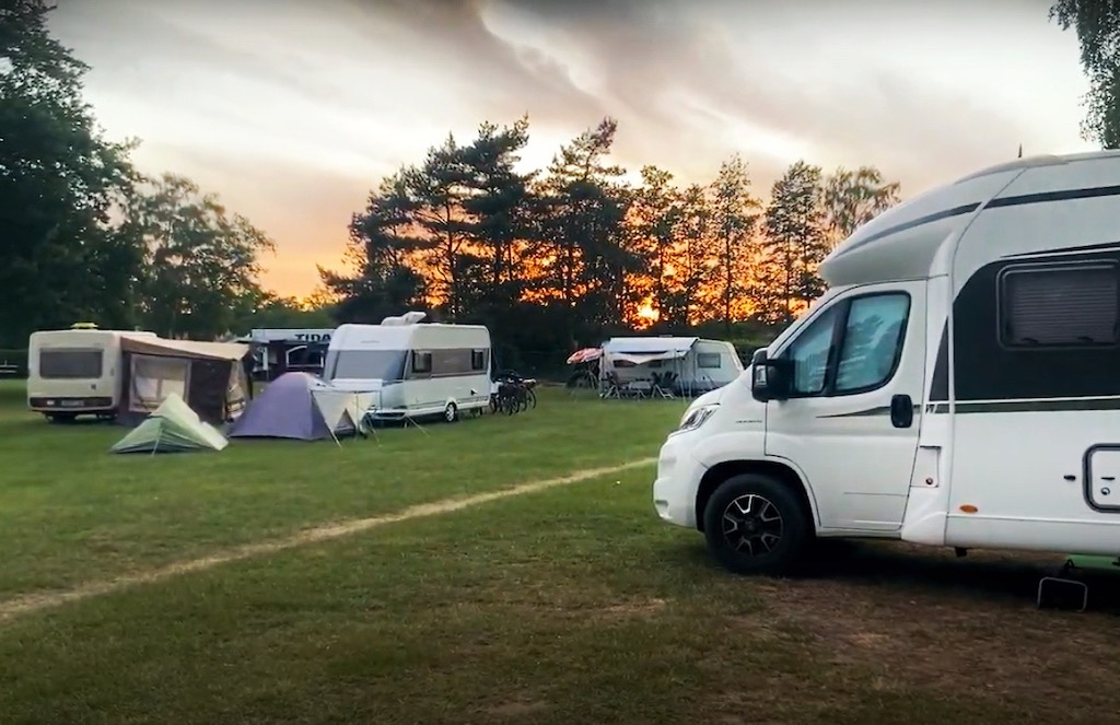 8 of the Best Places to Go Camping Around Düsseldorf