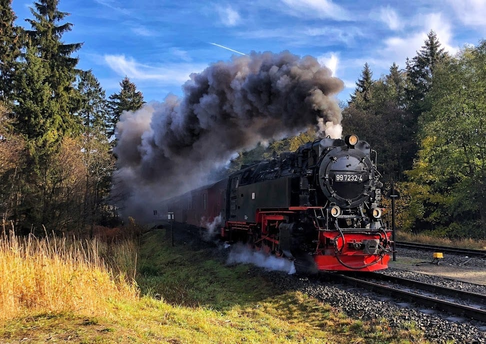 Weekend Getaway: Beautiful Fairytale Towns in the Harz Mountains