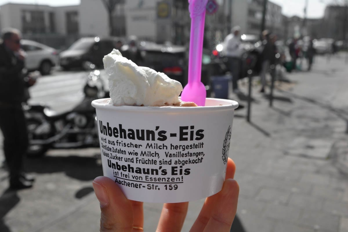 The 4 Oldest Ice Cream Parlours in Düsseldorf | Long Live Tradition
