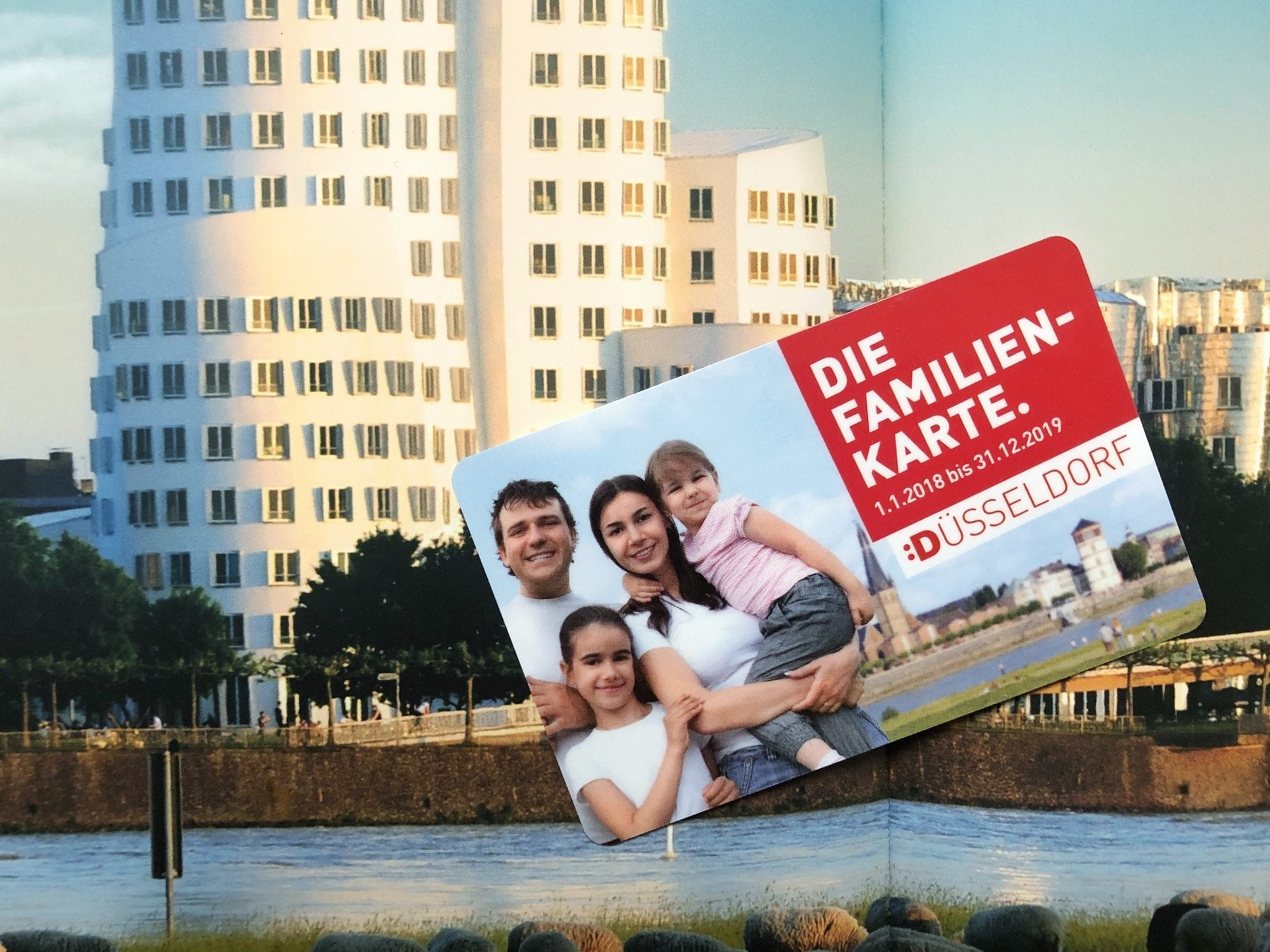 How to Get The Düsseldorf Family Card for Free