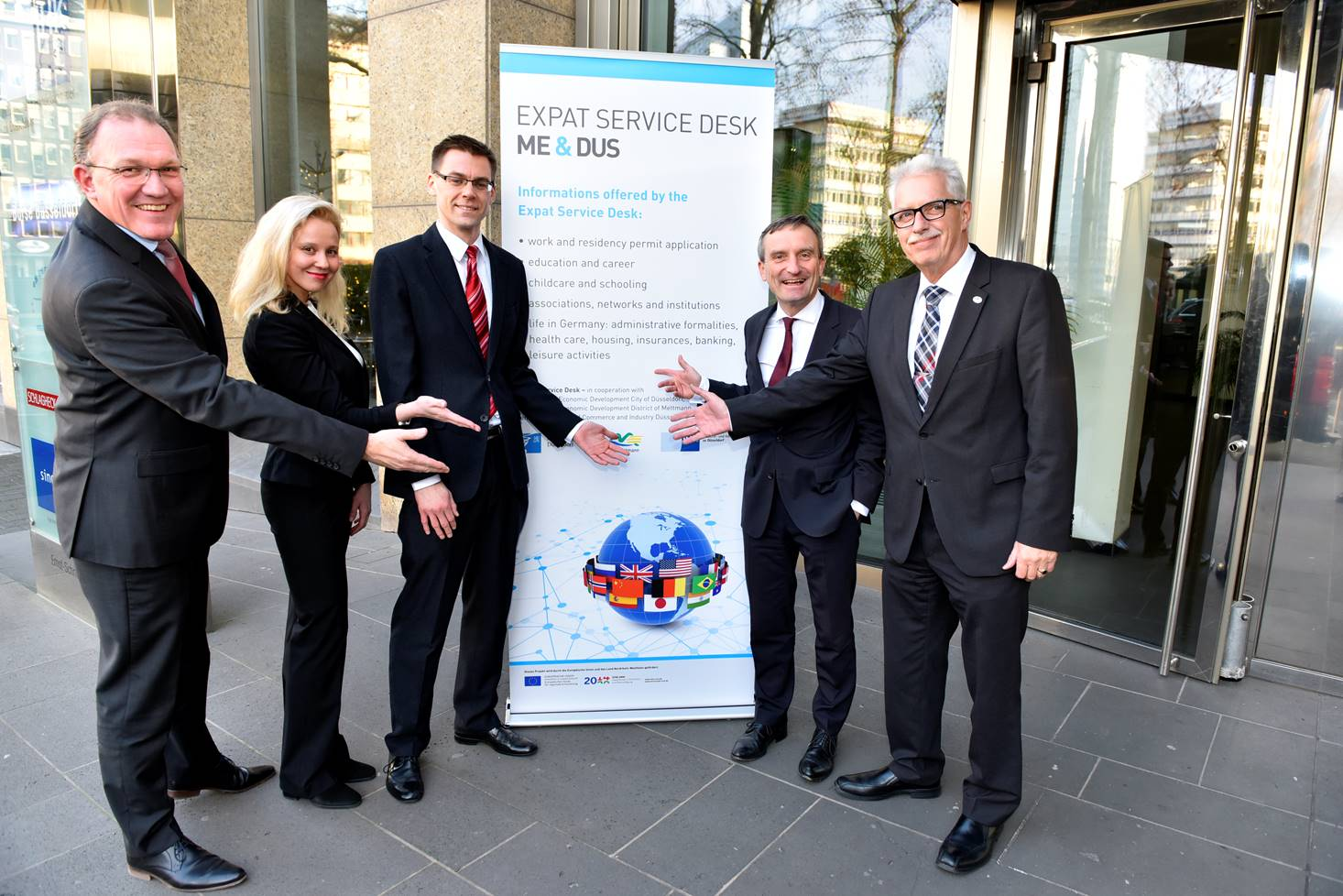 Get to Know The Expat Service Desk in Düsseldorf