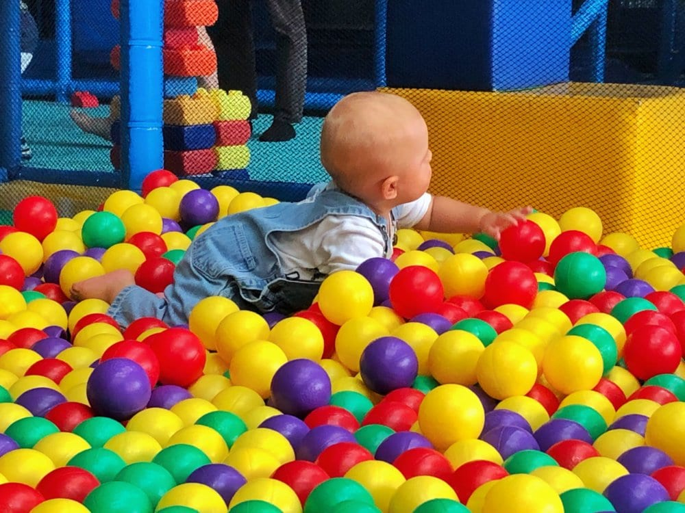 40+ Things to do with Toddlers when it's Raining in Düsseldorf