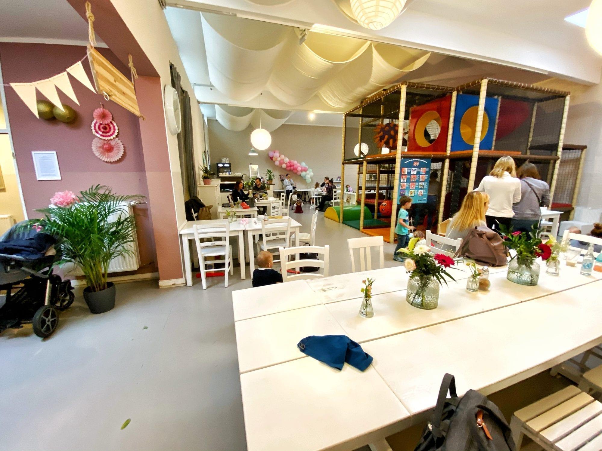 The 12 Best Child-friendly Cafés in Düsseldorf