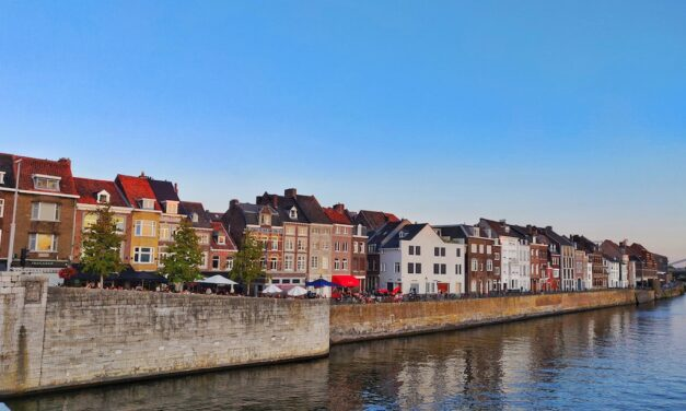 DAY TRIP: Check Out the Stylish City of Maastricht