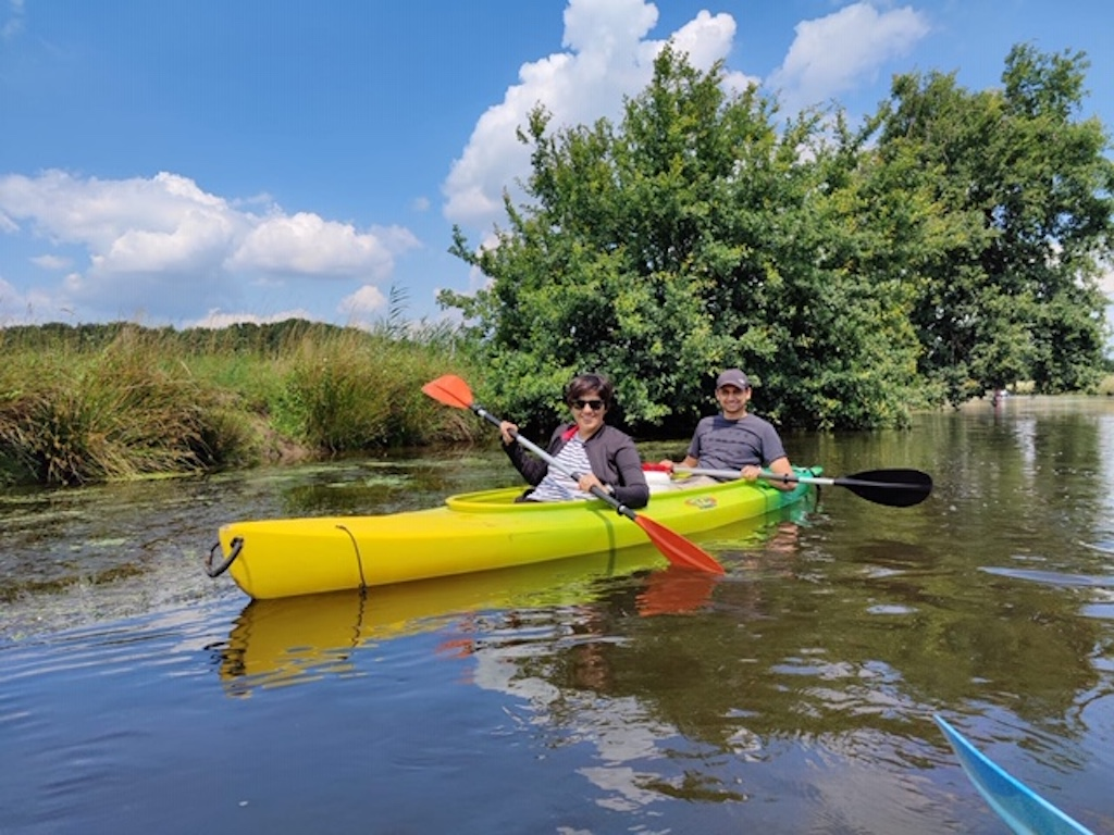 DAY TRIP: Spend an Amazing Day Canoing & Kayaking on the Niers River