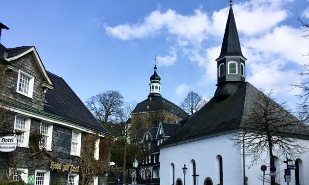 Day Trip: The Perfect Stroll Through Solingen