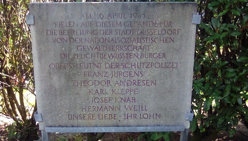 If You Don't Know About the Incredible Heroes who saved Düsseldorf, READ THIS!